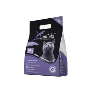 CATFIELD LAVANDA - PREMIUM CAT LITTER