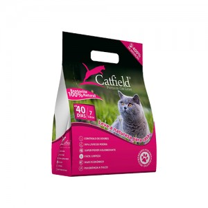 CATFIELD TALCO - PREMIUM CAT LITTER