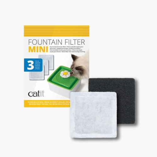 CATIT FILTRO PARA FLOWER FOUNTAIN MINI