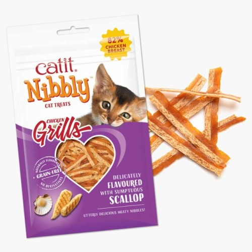 CATIT NIBBLY GRILLS - SNACK