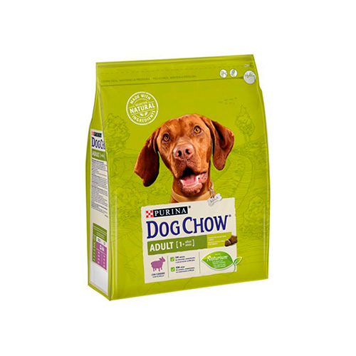 DOG CHOW ADULT BORREGO - PURINA