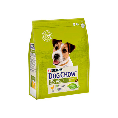 DOG CHOW ADULT SMALL BREED FRANGO - PURINA