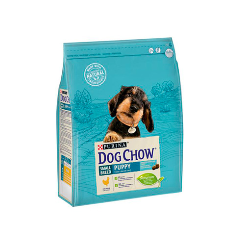 DOG CHOW PUPPY SMALL BREED FRANGO - PURINA