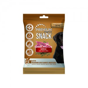 HAPPYONE PREMIUM SNACK CÃO - BORREGO