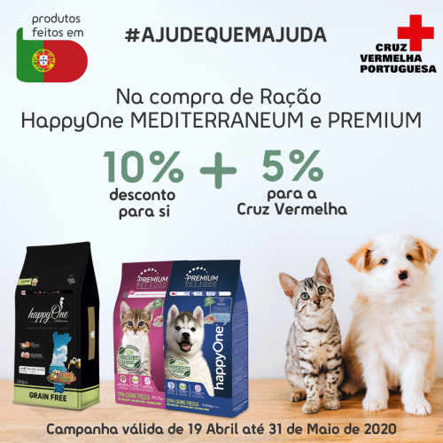 HAPPYONE MEDITERRANEUM CÃO LIGHT & SENIOR