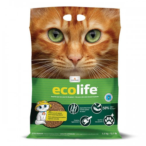 INTERSAND EXTREME ECOLIFE LITTER
