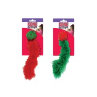 KONG HOLIDAY CAT ACTIVE WILD TAILS ASSORTED