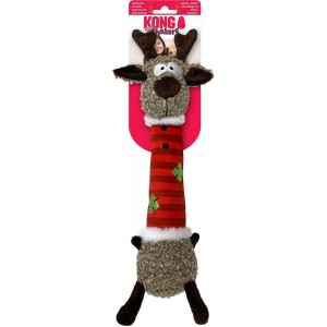 KONG HOLIDAY SHAKERS LUVS REINDEER