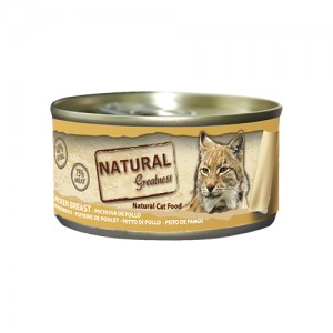 NATURAL GREATNESS CAT CHICKEN BREAST