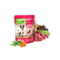 NATURES MENU DOG POUCH ADULT - BEEF & TRIPE