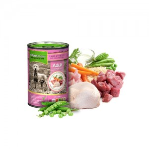 NATURES MENU DOG CANS ADULT - LAMB & CHICKEN