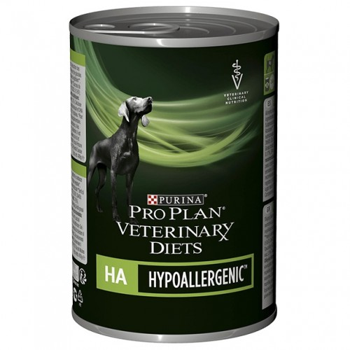 PRO PLAN VETERINARY DIETS CANINE HA HYPOALLERGENIC MOUSSE - PURINA