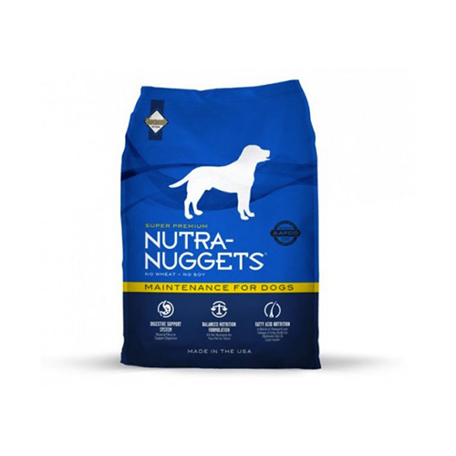 NUTRA-NUGGETS GLOBAL MAINTENANCE - CÃO