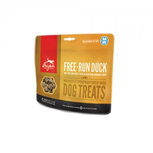 ORIJEN TREAT FREE RUN DUCK RECIPE DOG
