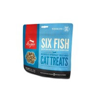 ORIJEN SIX FISH CAT TREAT