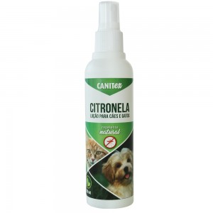 CANITEX SPRAY REPELENTE NATURAL DE INSETOS COM CITRONELA