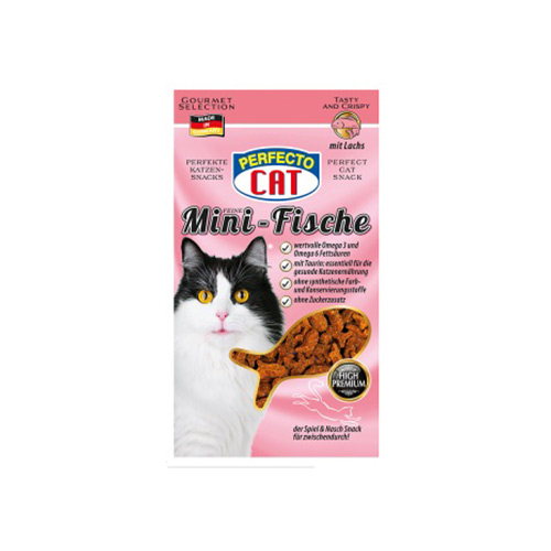 PERFECTO CAT FINE MINI PEIXE