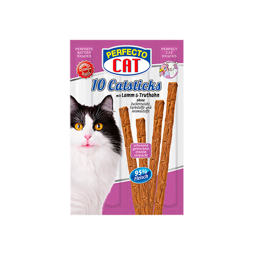 PERFECTO CAT CATSTICKS - BORREGO & PERU