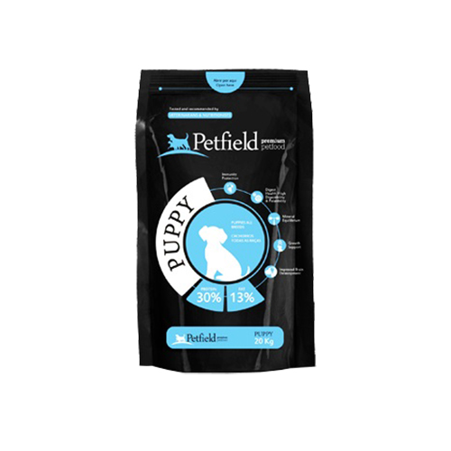 PETFIELD DOG PUPPY - PREMIUM PETFOOD