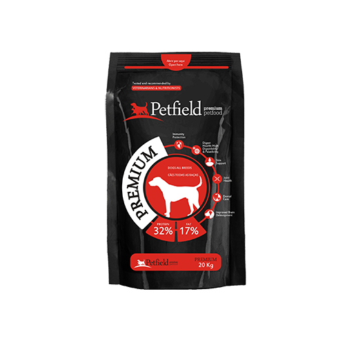 PETFIELD DOG PREMIUM