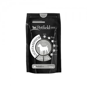 PETFIELD DOG LIGHT & SENIOR