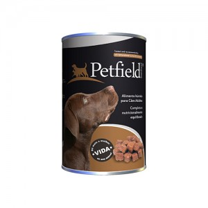 PETFIELD DOG WETFOOD LAMB - BORREGO