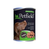 PETFIELD DOG WETFOOD CARNE & VEGETAIS