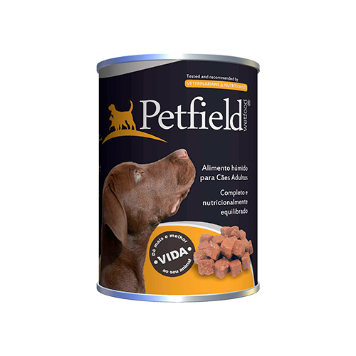 PETFIELD DOG WETFOOD CHICKEN - FRANGO