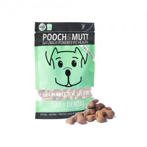 POOCH & MUTT SNACKS - DAILY DENTAL