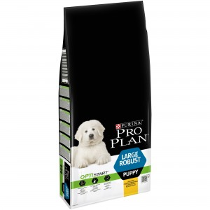 PRO PLAN PUPPY LARGE ROBUST OPTISTART - PURINA