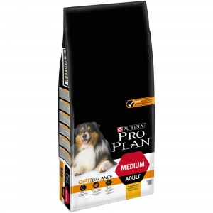 PRO PLAN ADULT MEDIUM OPTIBALANCE - PURINA