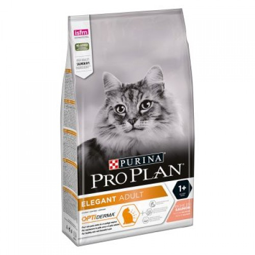 PRO PLAN CAT ADULT ELEGANT SALMON - PURINA