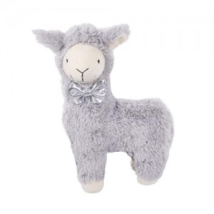 ROSEWOOD CUPID & COMET PLUSH LlAMA DOG TOY