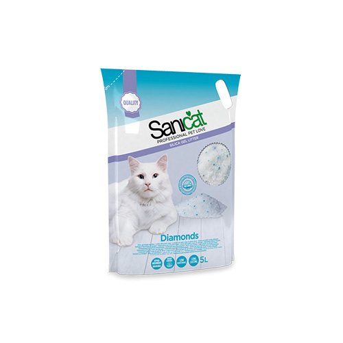 SANICAT DIAMONDS - GEL SILICA ABSORVENTE