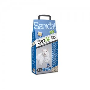 SANICAT OXYGEN POWER - AGLOMERANTE