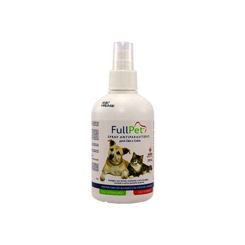 FULLPET SPRAY - ANTIPARASITÁRIO