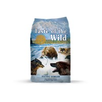 TASTE OF THE WILD PACIFIC STREAM ADULT DOG - SALMÃO