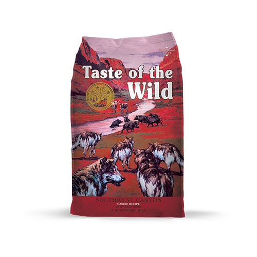 TASTE OF THE WILD SOUTHWEST CANYON JAVALI  - ADULT DOG