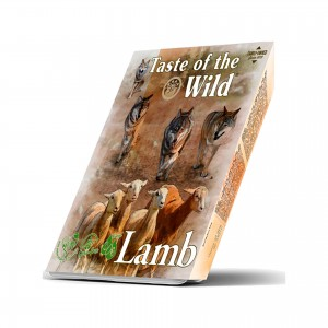 TASTE OF THE WILD DOG LAMB TERRINA