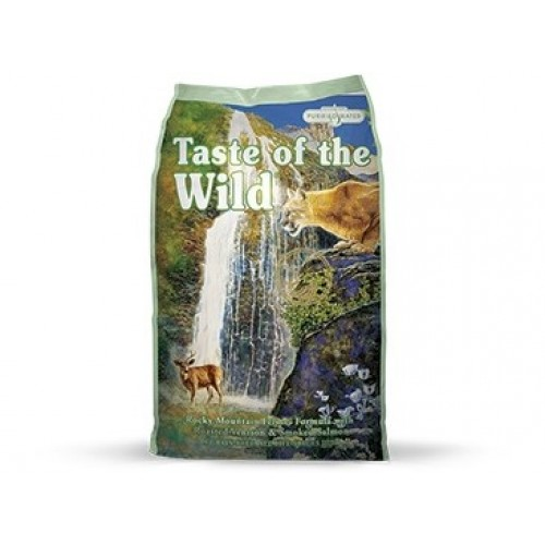 TASTE OF THE WILD CAT ROCKY MOUNTAIN FELINE