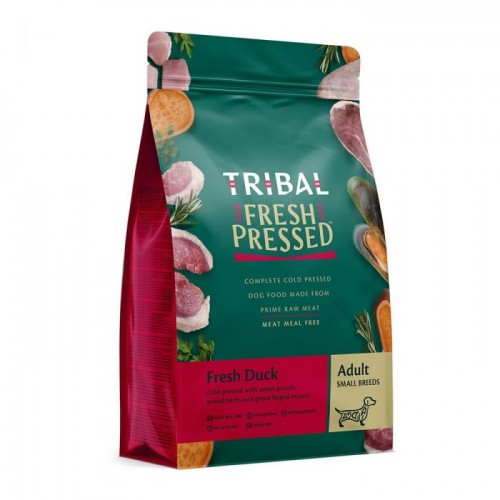 TRIBAL FRESH PRESSED DUCK - SMALL BREEDS