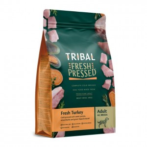 TRIBAL FRESH PRESSED PERU - ADULT DOG
