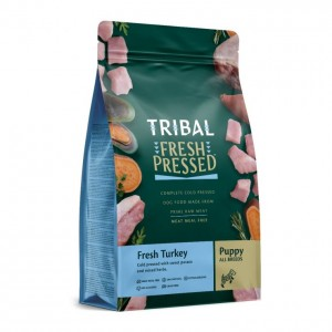TRIBAL FRESH PRESSED PUPPY PERU