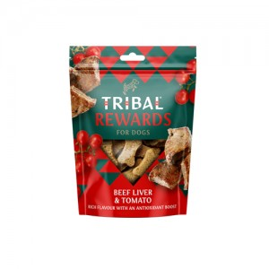 TRIBAL REWARDS - BEEF LIVER & TOMATO