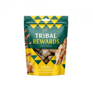TRIBAL REWARDS - CHICKEN & FLAXSEED