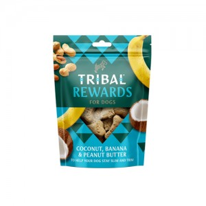 TRIBAL REWARDS - COCONUT, BANANA & PEANUT BUTTER