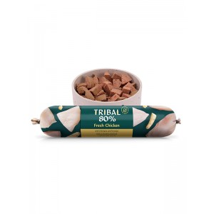 TRIBAL 80% FRESH CHICKEN GOURMET SAUSAGE