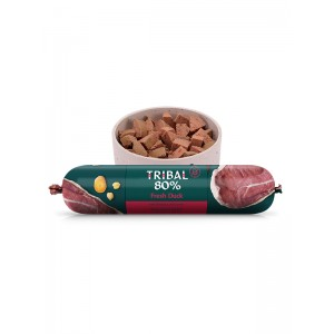 TRIBAL 80% FRESH DUCK GOURMET SAUSAGE