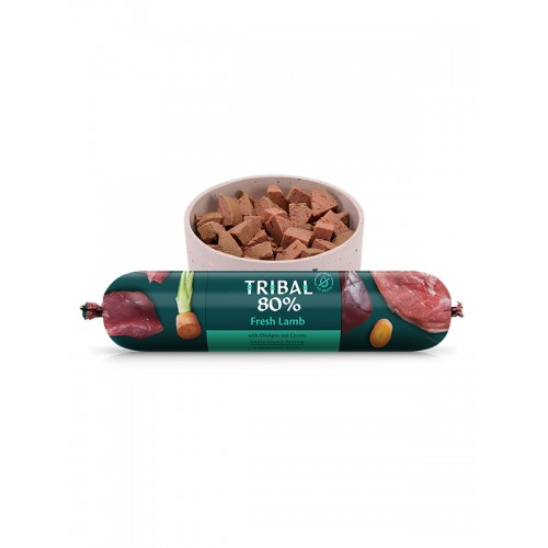 TRIBAL 80% FRESH LAMB GOURMET SAUSAGE