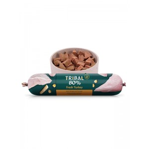 TRIBAL 80% FRESH TURKEY GOURMET SAUSAGE